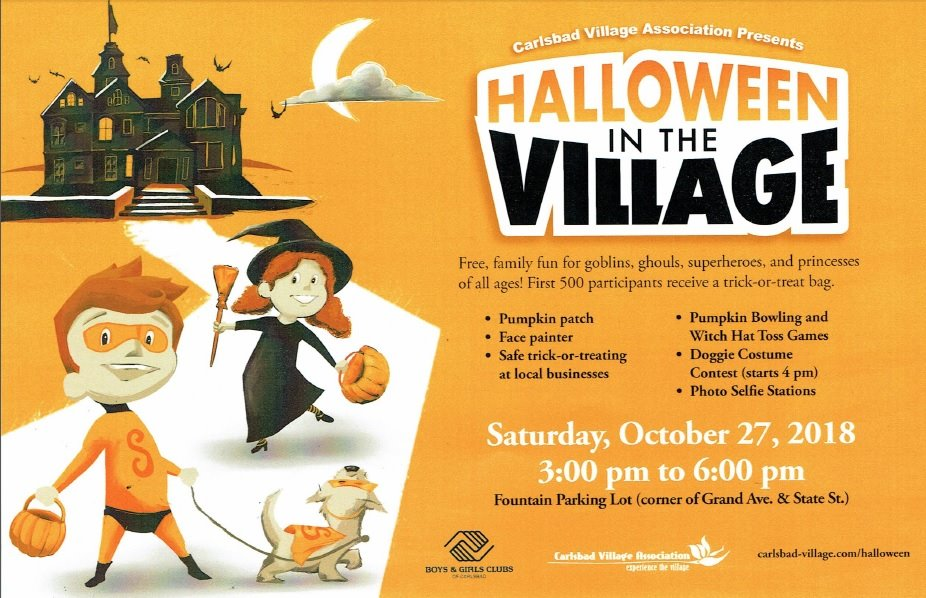 HalloweenintheVillage
