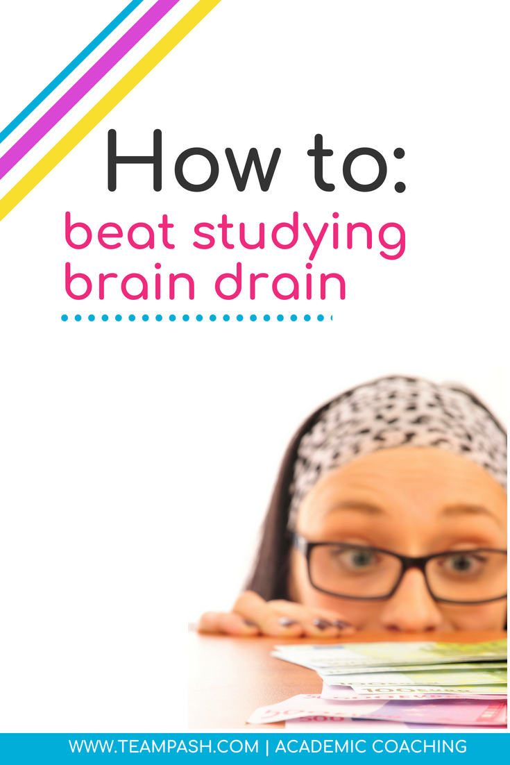 Is studying becoming too much? Is your teen not getting the grades they want but losing sleep?  Does your child say they are studying harder and not getting the results they want? How do we bounce back from neural fatigue?  Marni Pasch, Academic Coaching, Team Pasch Academic Coaching, http://www.teampasch.com