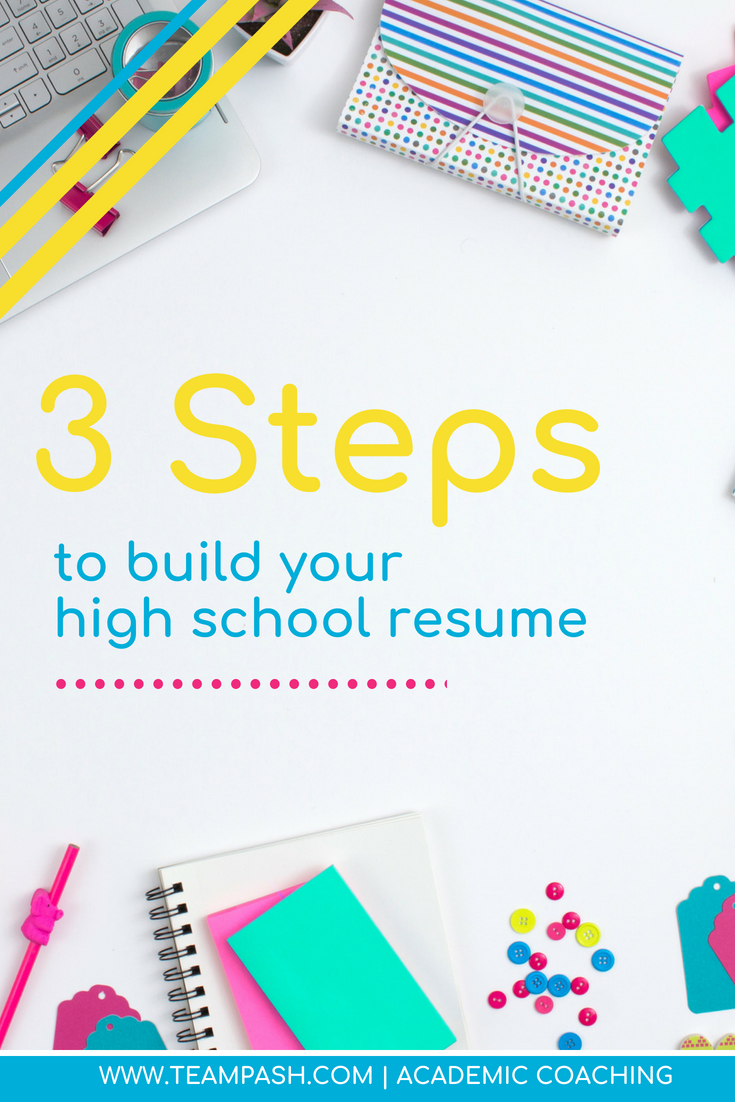 Senior year is a HUGE transition year. Whether you are going to college or starting a career, a resume is going to be needed.  It helps your school counselor and teachers write letters of recommendations too. Even if you are not applying to college, you deserve a letter of recommendation!  Get started here!