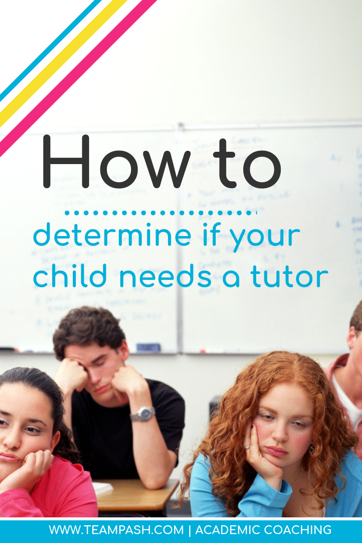 A tutor is often the first step a parent takes when their child struggles at school, but is it the right choice? When should you hire a tutor and when is there a better option?    Marni Pasch Academic Coach Team Pasch Academic Coaching www.teampasch.com