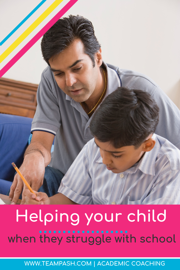 When a child brings home low grades how can a parent help?  We looks at strategies and ideas to help your struggling student rebound from a low report card.  #parenting #study  Marni Pasch Team Pasch Academic Coaching www.teampasch.com