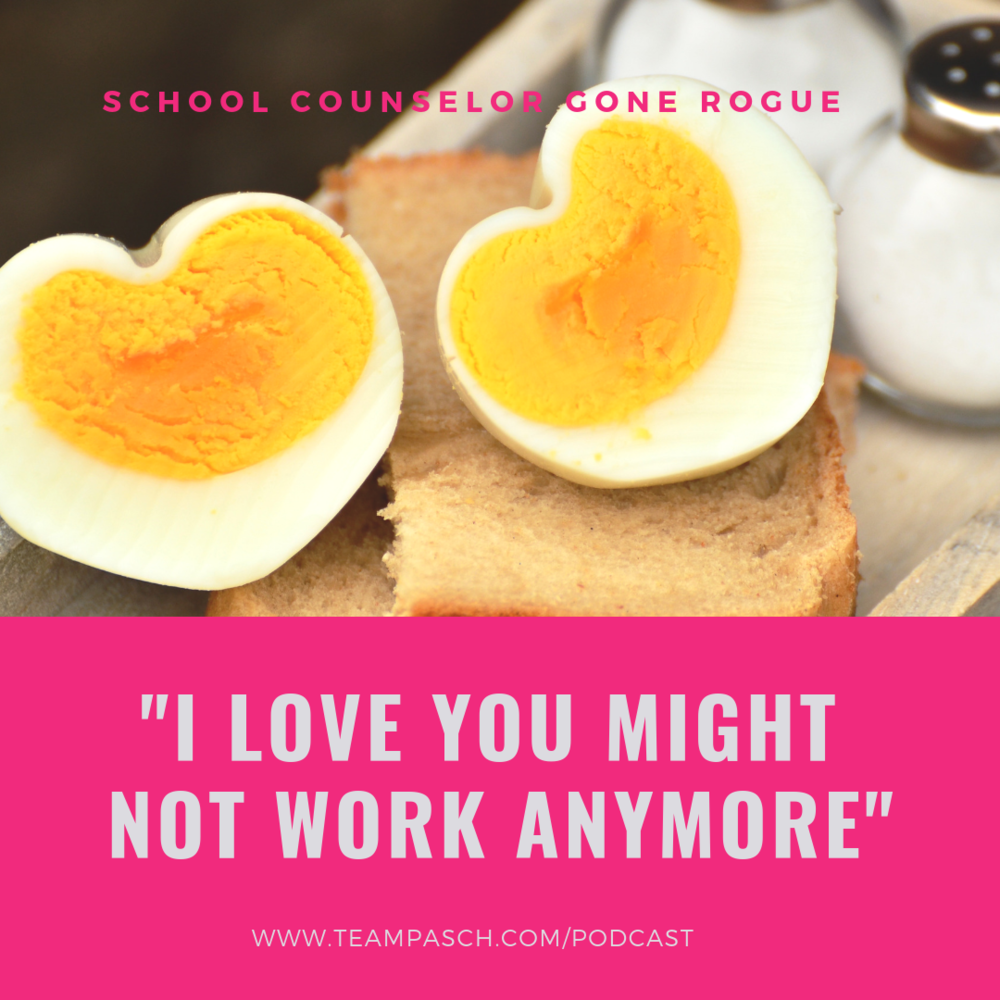 Why is your kiddo not responding to their love language the same way? Darn it- you bought the book, took the quiz and now they changed!  We discuss how it's not the language that changed but the delivery.  Check out School Counselor Gone Rogue on Itunes,Stitcher or Google Play or check out the website and show notes!