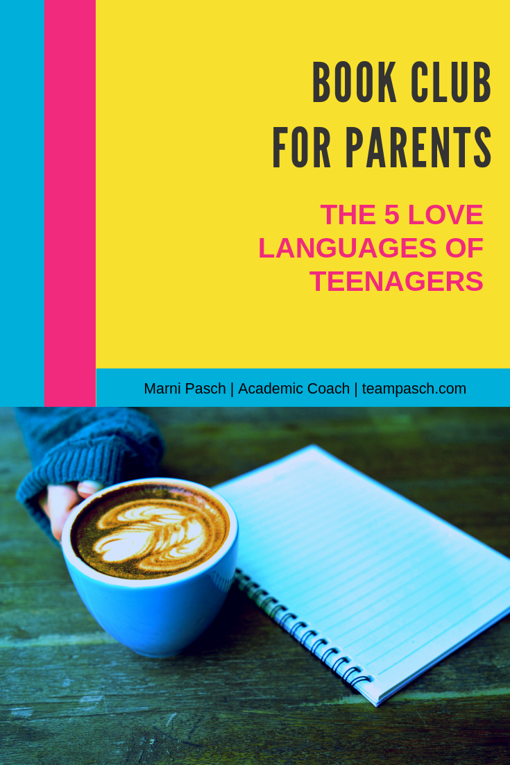 Parenting books can be hit or miss. Where does the book The Five Love Languages of Teenagers fall on the parent book reading list?   School Counselor Gone Rogue is a podcast by trained school counselor turned academic coach, Marni Pasch.  Join the conversation about all things struggling students, education, parenting, ADHD, time management and more.    #parenting #podcast  Marni Pasch Academic Coach Team Pasch Academic Coaching www.teampasch.com