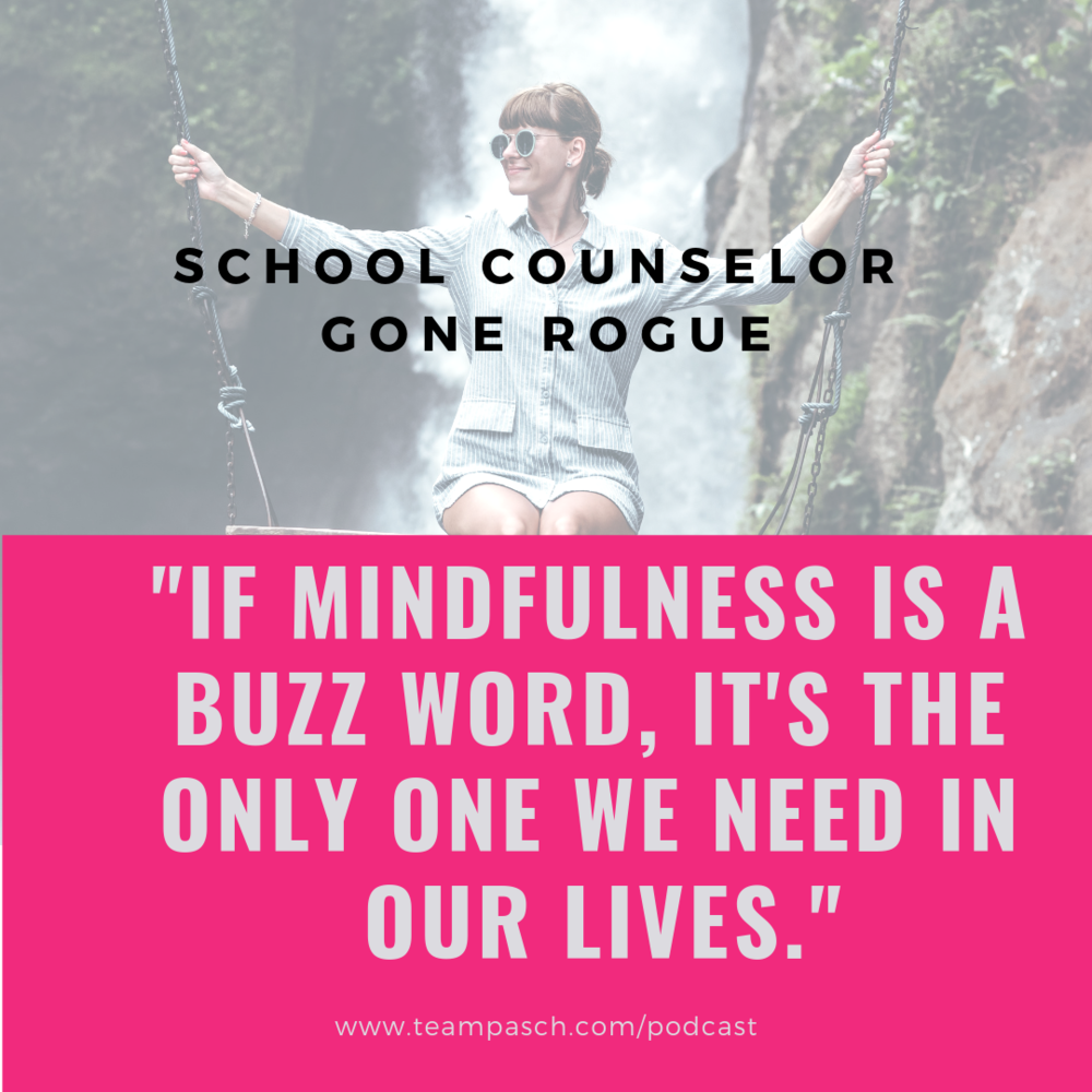 How many teachers do you know that practice self-care? What do we need to do to keep teachers in the field rather than jumping ship?  School Counselor Gone Rogue | www.teampasch.com