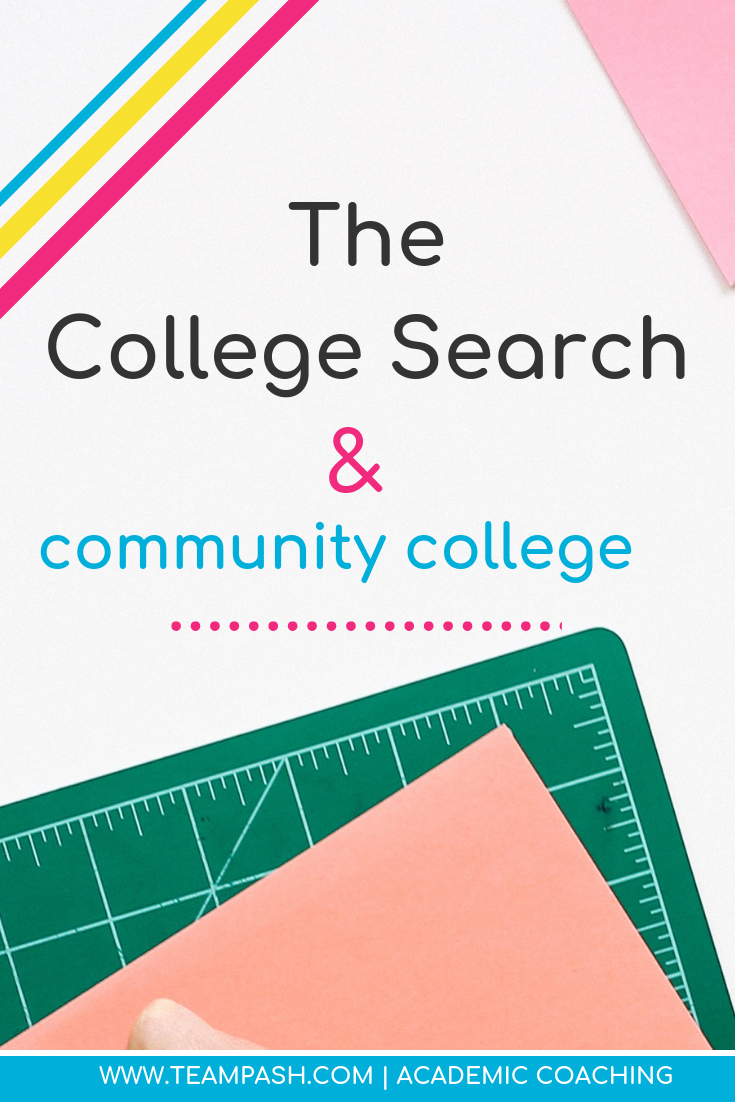 Starting the college search process can be confusing! Let's make a case for community college. We chat about the case for community college and why it should not be overlooked in your teenagers college hunt!   www.teampasch.com School Counselor Gone Rogue is a podcast by trained school counselor turned academic coach, Marni Pasch.  Join the conversation about all things struggling students, education, parenting, ADHD, time management and more.    #parenting #podcast  Marni Pasch Academic Coach Team Pasch Academic Coaching www.teampasch.com