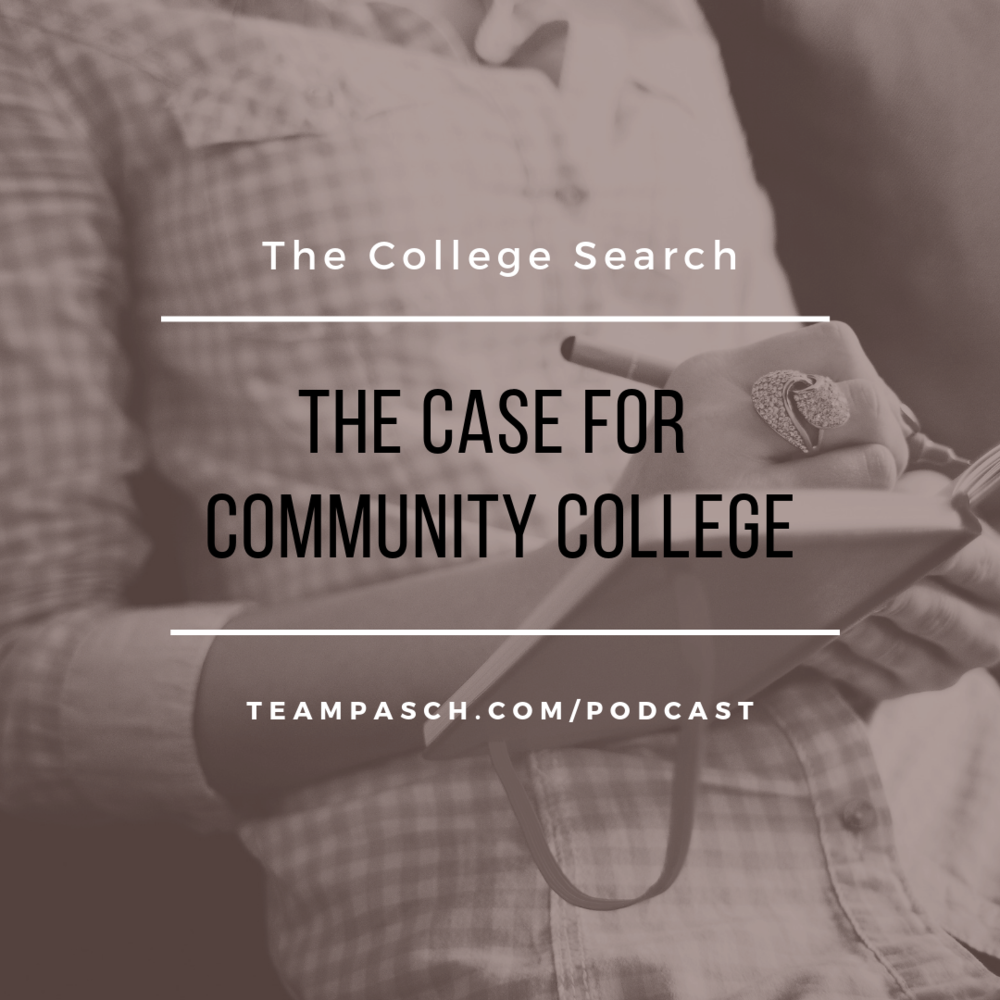 Community college should be the first college your child researches when they start their college hunt. Bold statement? May-haps. But it's the only way to ensure it's not the right fit.  This week on School Counselor Gone Rogue we talk about the community college and research that shows these students are finishing their 4 year degrees like rock stars.  Check out School Counselor Gone Rogue on Itunes,Stitcher or Google Play or check out the website and show notes!
