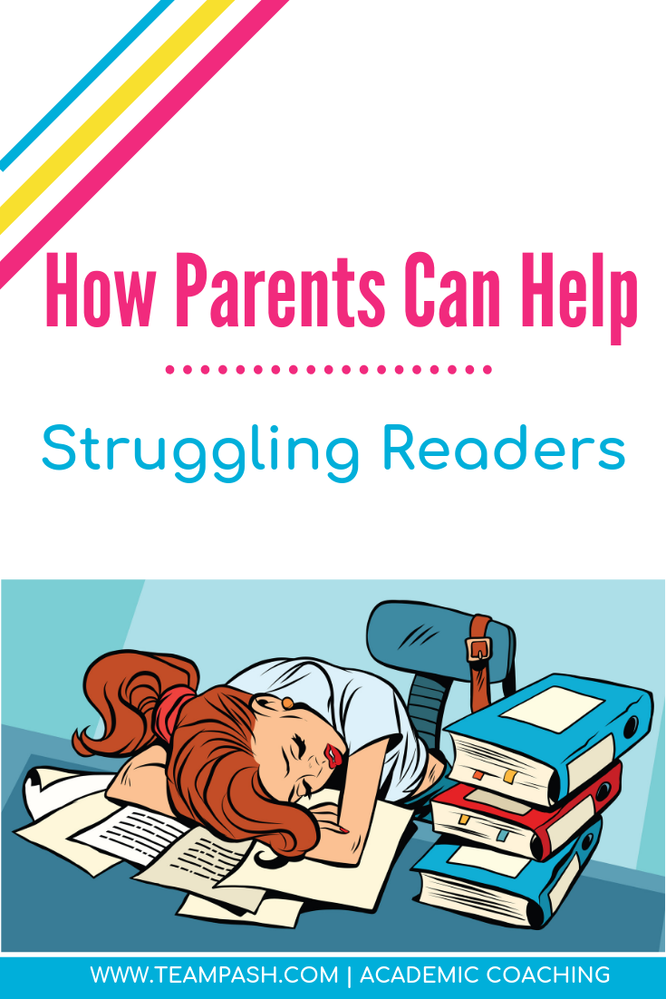 Not every child in middle school or high school has a love of reading. How can you develop a love of reading in students who have no interest in reading? Click here to get some ideas!   www.teampasch.com School Counselor Gone Rogue is a podcast by trained school counselor turned academic coach, Marni Pasch.  Join the conversation about all things struggling students, education, parenting, ADHD, time management and more.    #parenting #podcast  Marni Pasch Academic Coach Team Pasch Academic Coaching www.teampasch.com