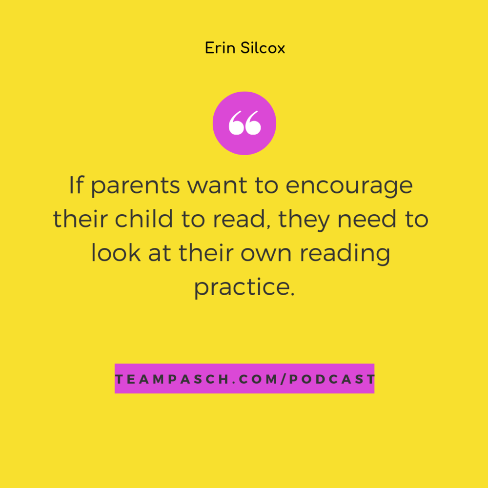 When tell our children to read more -whether we are parents or educators- we need t check ourselves.  Listen to the episode on encouraging reluctant readers!  Check out School Counselor Gone Rogue on Itunes,Stitcher or Google Play or check out the website and show notes!