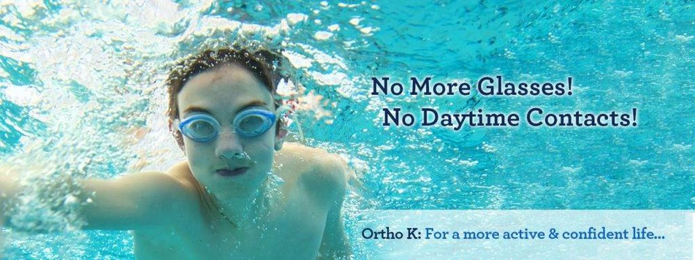 Ortho K services offered by top Eye Doctor in Charlotte NC, Northpoint Eye Studio