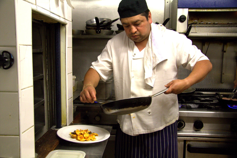 Kleber plates pasta