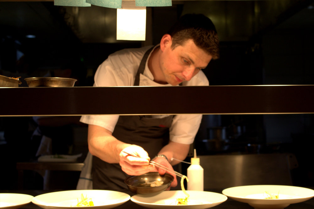 phil fanning plating at the pass