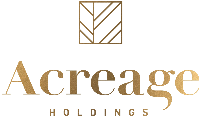 Acreage Holdings - Marijuana & Cannabis Investment Firm & Startup Funding