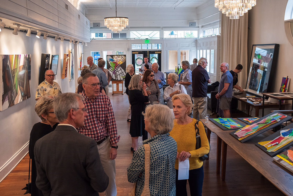 Contemporary Fine Art Show by William H. Atwood