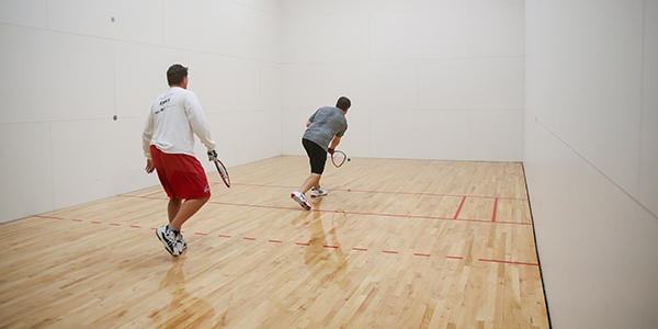 Racquetball  - in order to ensure availability, Racquetball court must be reserved. Call us or click the link below to secure your court!  Racquetball Membership: $50/month unlimited Racquetball Drop-In: $15 per person per hour