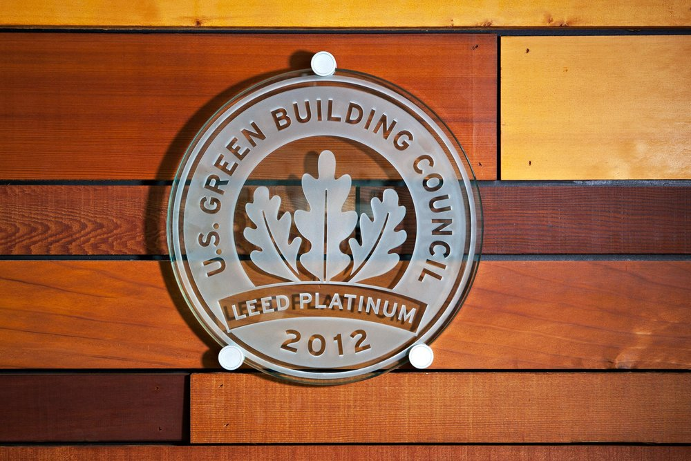 Leed Certification The Levy Partnership