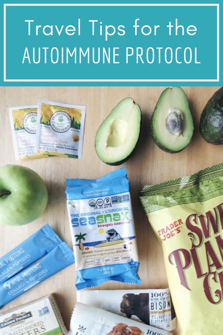 Travel Tips for the Autoimmune Protocol