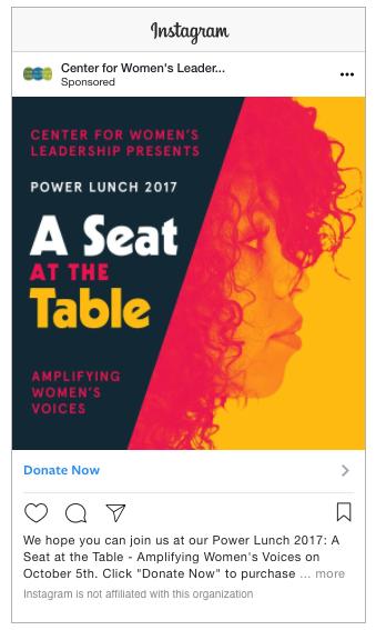 Center for Women's Leadership