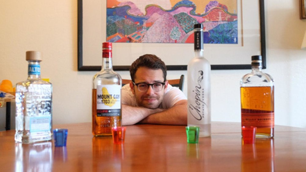 One of Our Writers Went on an All-Alcohol Diet for a Week - Jul 23 2014