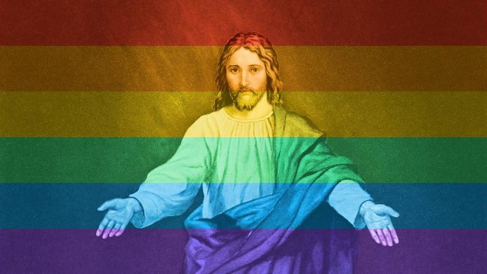 WAS JESUS GAY? - Jul 5 2015