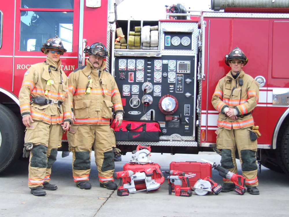 Meet Our Firefighters - Click here