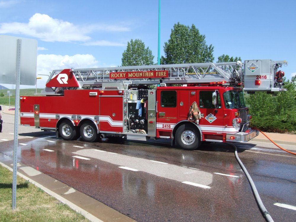 See Our Fire Trucks - Click here