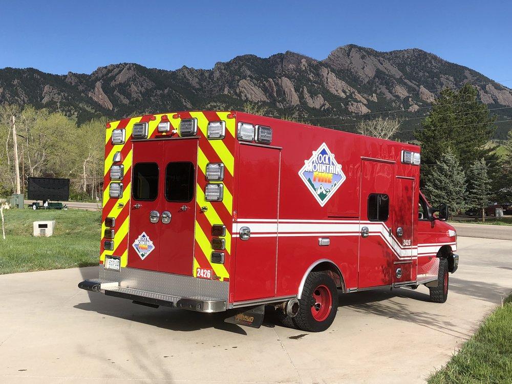 Rescue Ambulance #6364