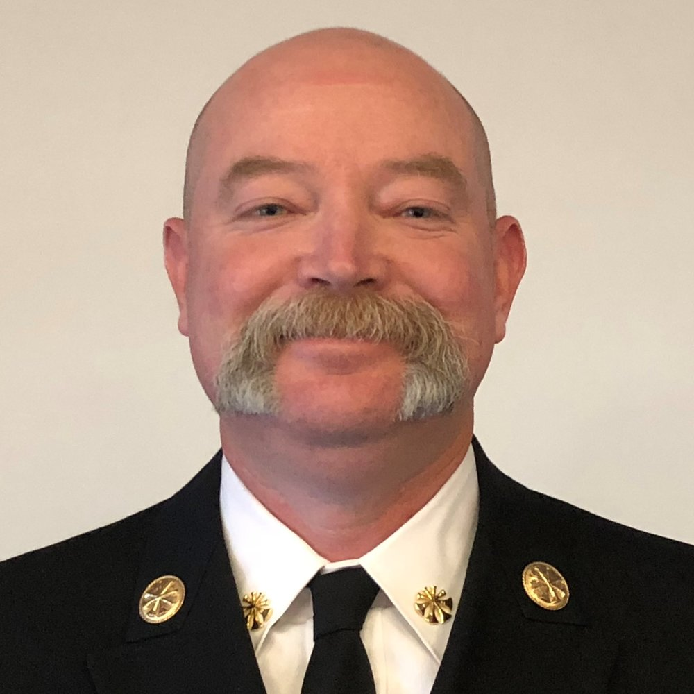Deputy Chief - Sterling Folden