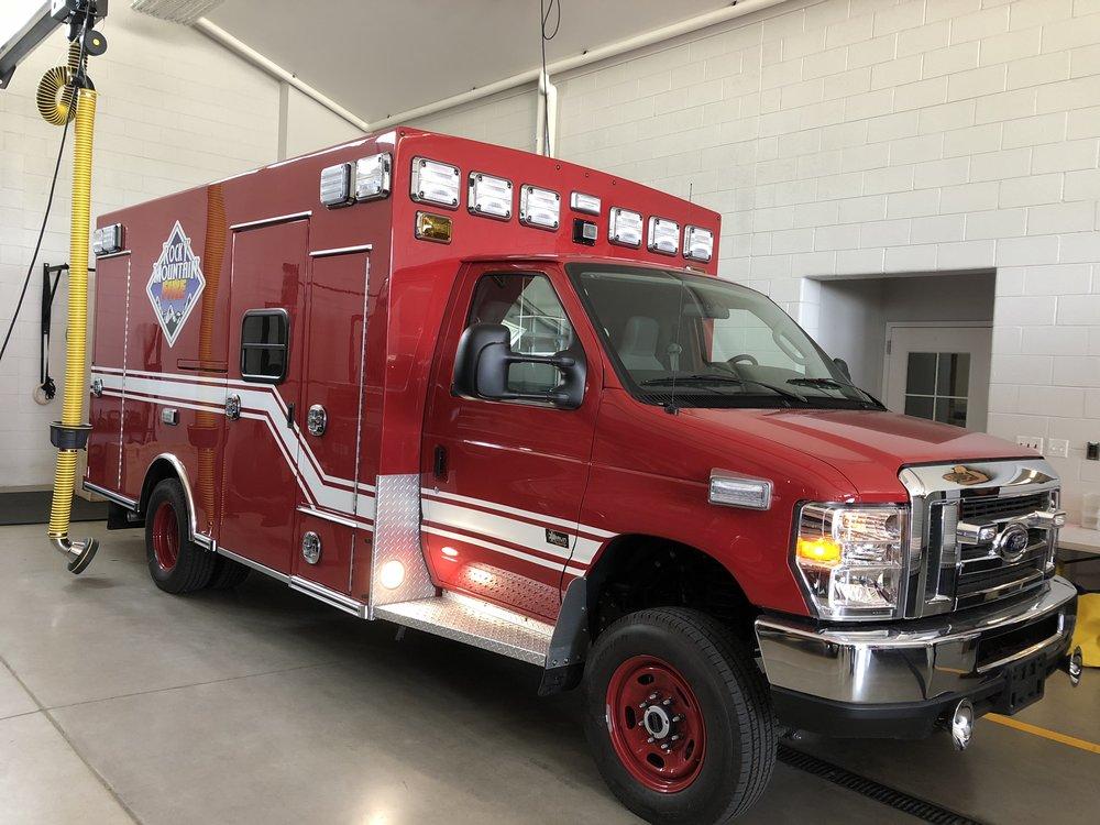 Ambulance #6399
