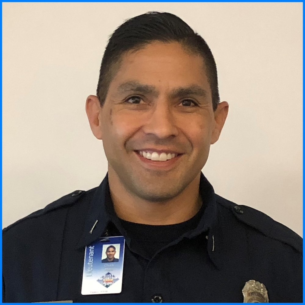 Lieutenant - Chuck Mora