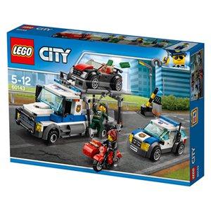 james lego city police set - Lgo City Police