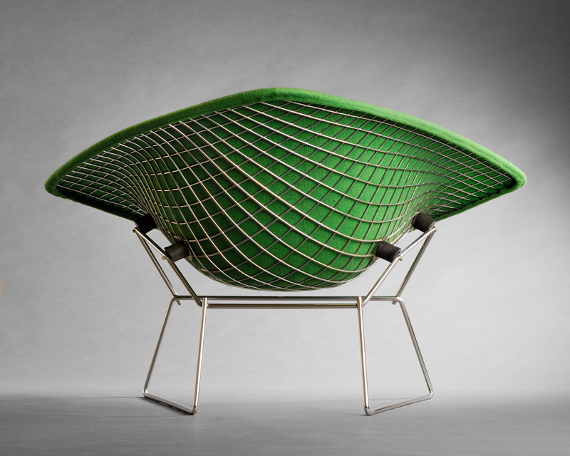 Designed by Harry Bertoia (1952); Photograph provided by Michael Koryta and Andrew VanStyn