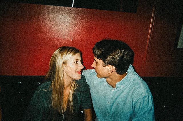 Disposables, 24th birthday's, and Billy Joel. I love you, Blake. ❤️ ⠀ 📷@meganspiess