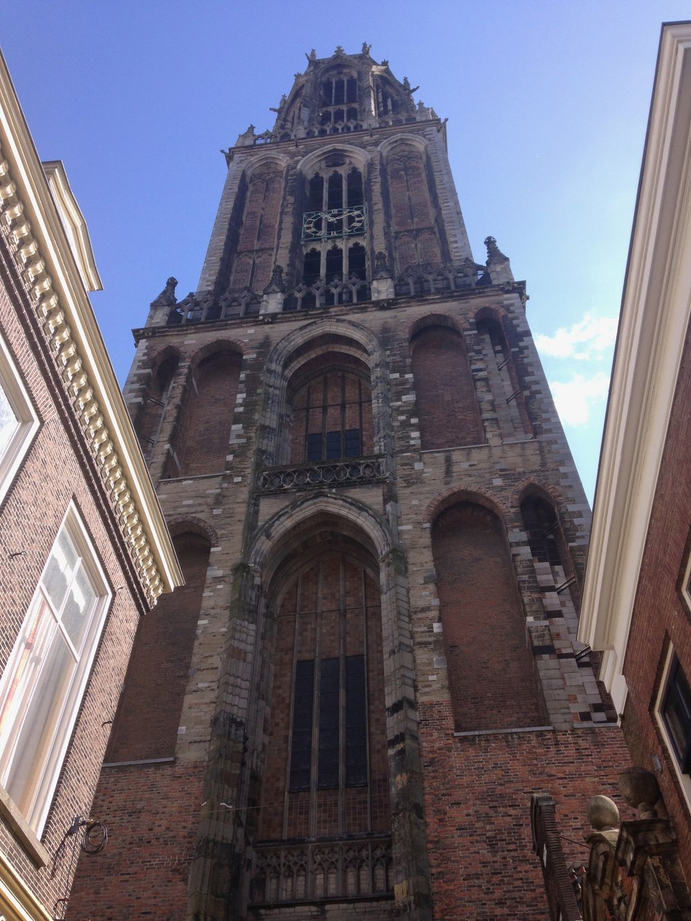 The Dom Tower. Highest church in the Netherlands.