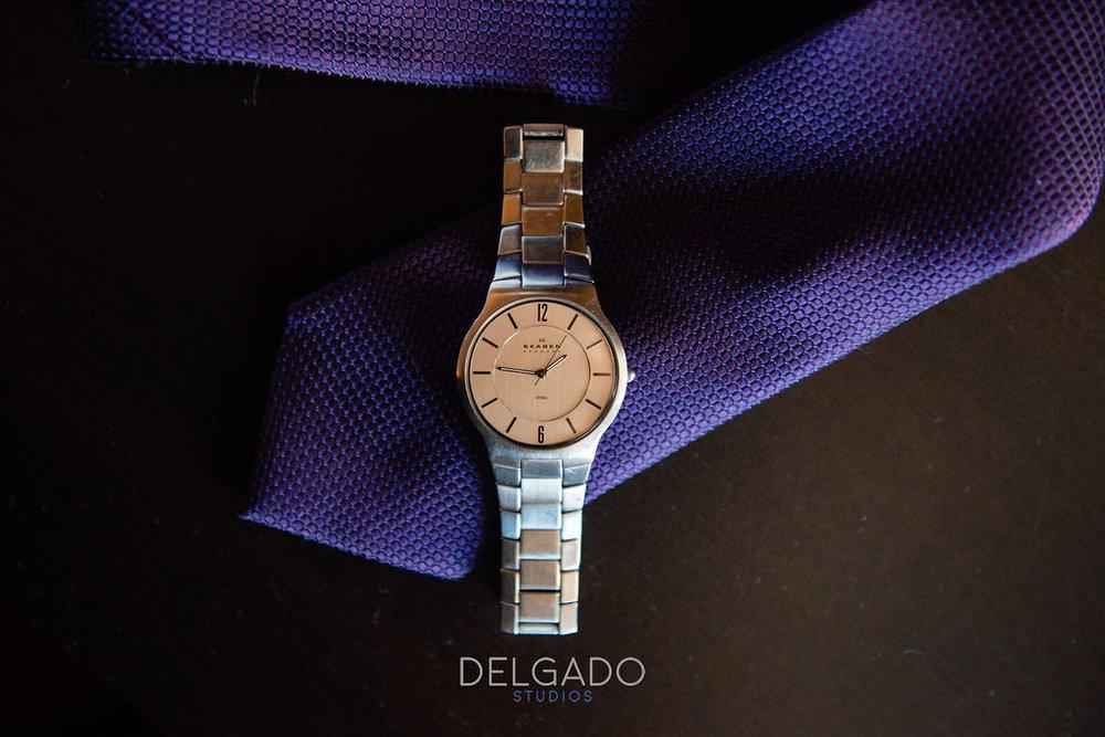 classic groom watch