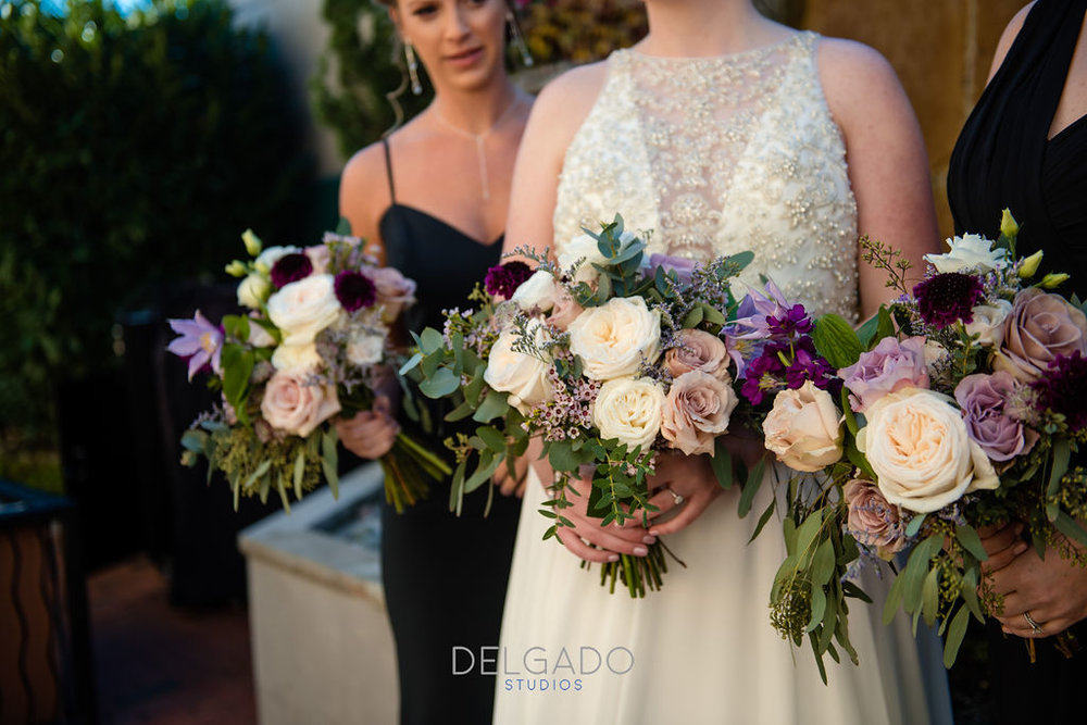 strange vine floral design november wedding flowers