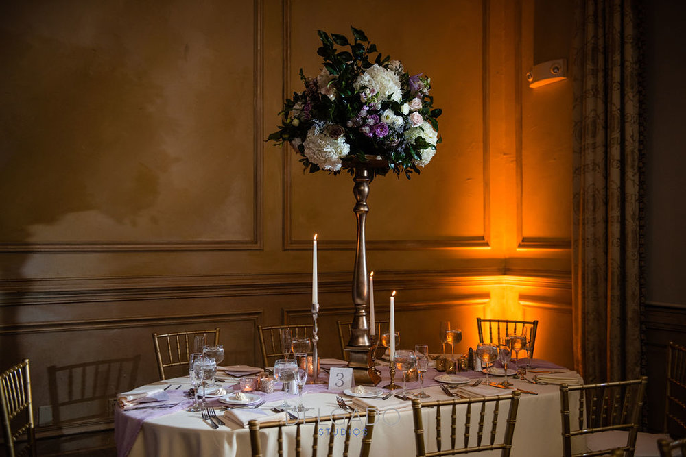 tall fall centerpieces strange vine floral design