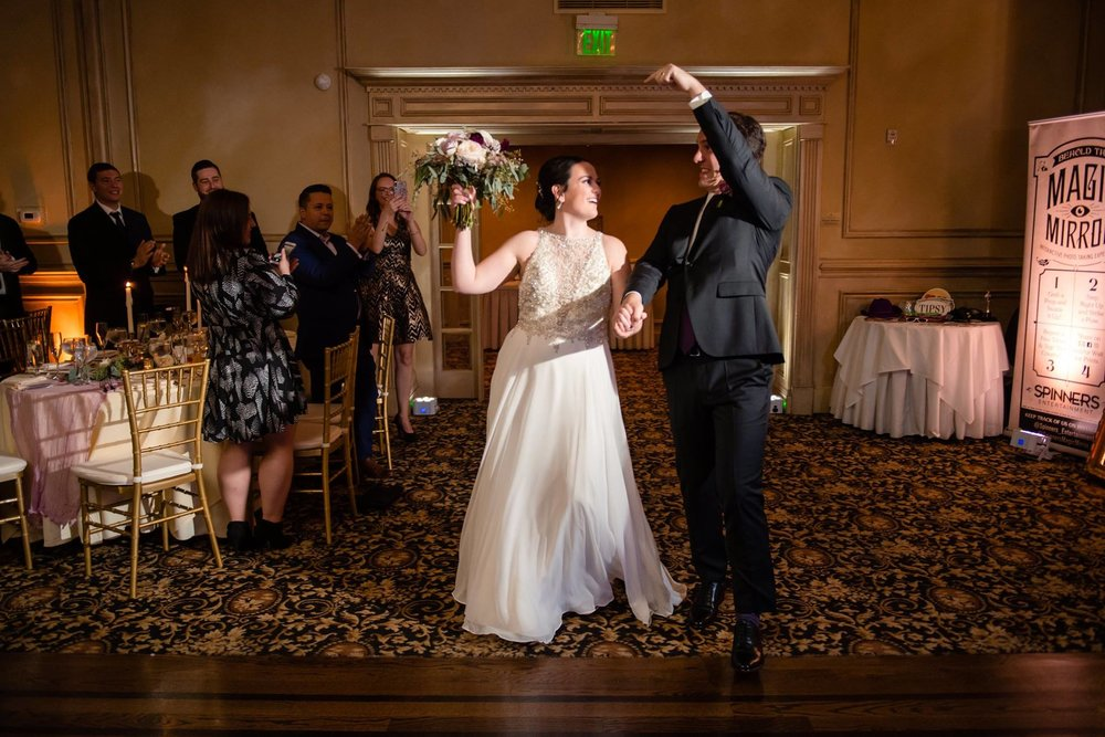 the american hotel nj wedding