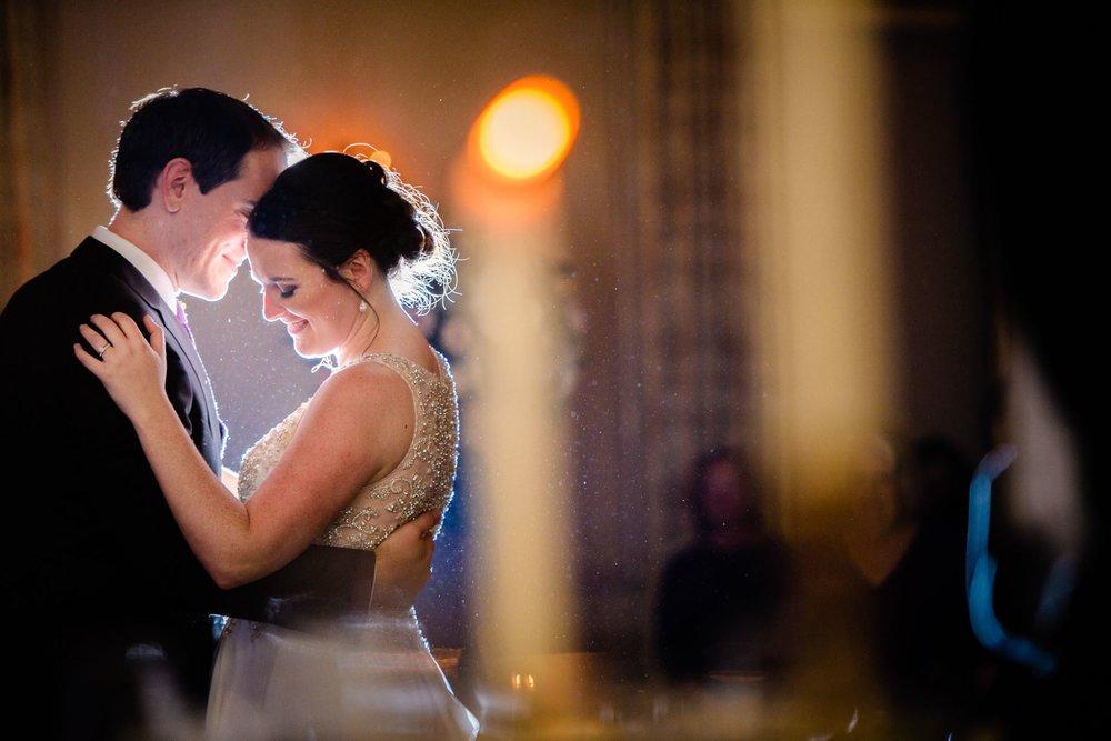modern traditional nj hotel wedding