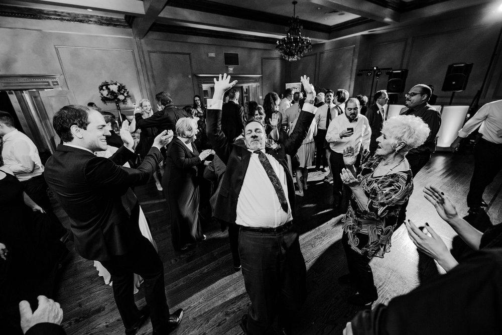 the american hotel wedding