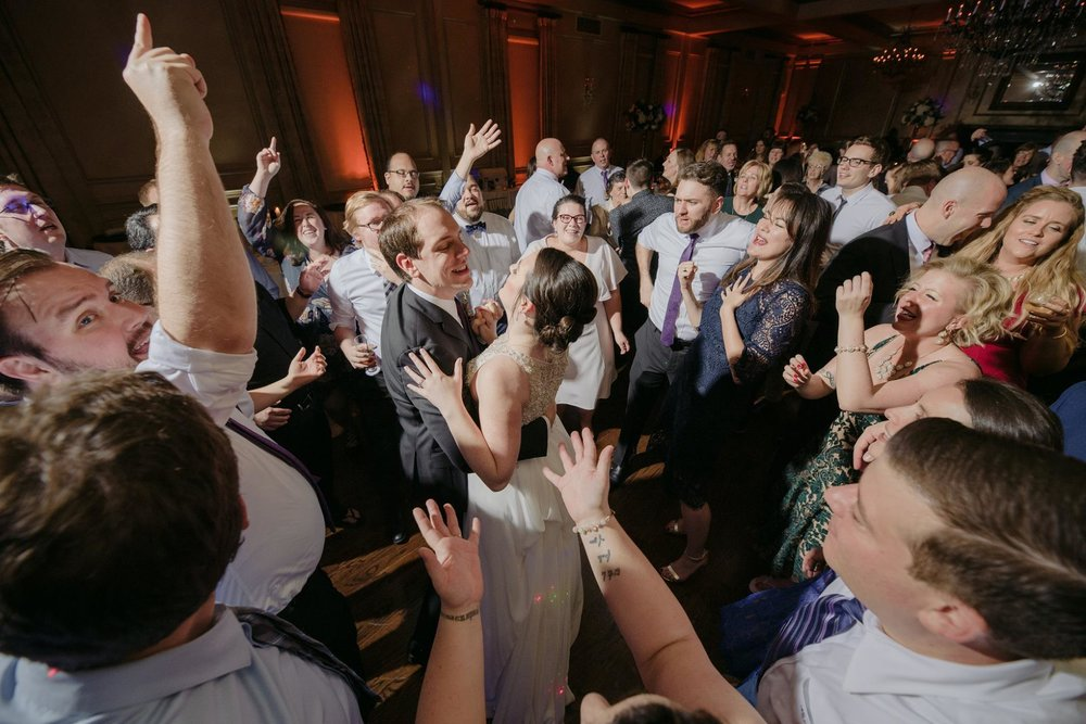 central nj hotel wedding