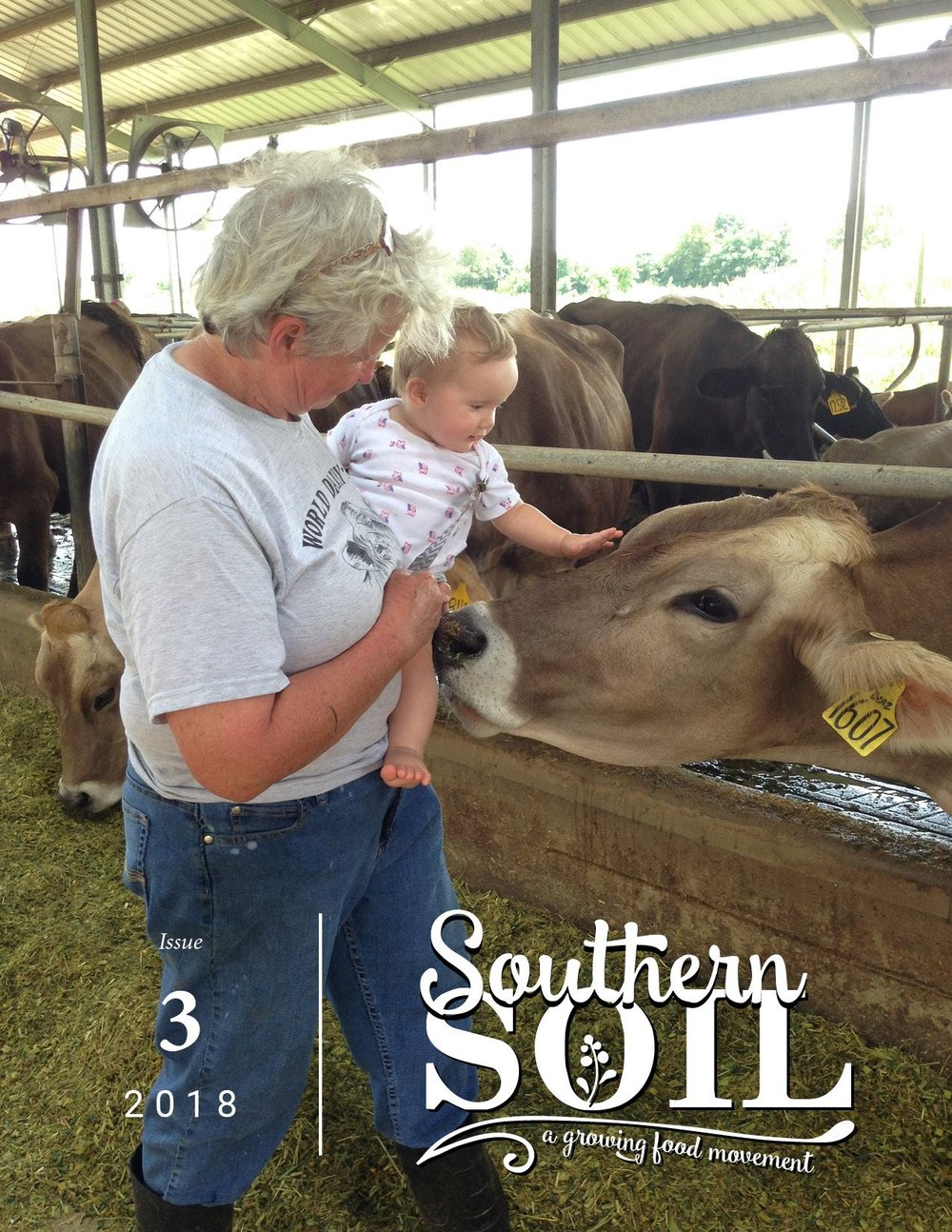 Issue #3 ofSouthern Soil - This issue highlights kids and agriculture and the wonderful lessons about life, the natural world, work and relationships the farm or garden can teach. Get to know a bit about the families behind Byne Blueberry Farmsand Southern Swiss Dairy, LLC. Did you know that Hunter Cattle Company offers educational tours for kids and adults alike? Take a peek at how Bethesda Academy uses its farm and garden to teach tomorrow's leaders important life lessons. Dig in deep as the conversation continues about our local food system, this time with Jeb Bush Director of Forsyth Farmers' Market. Thank you to Midnight Run Distillery LLC. for advertising with us and helping to keep these important conversations about our community going!