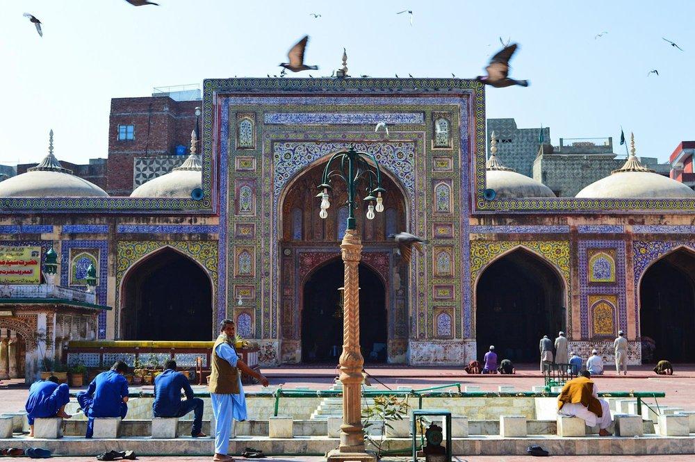 Masjid Wazir Khan, Walled City of Lahore
