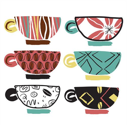 Boho Coffeeshop