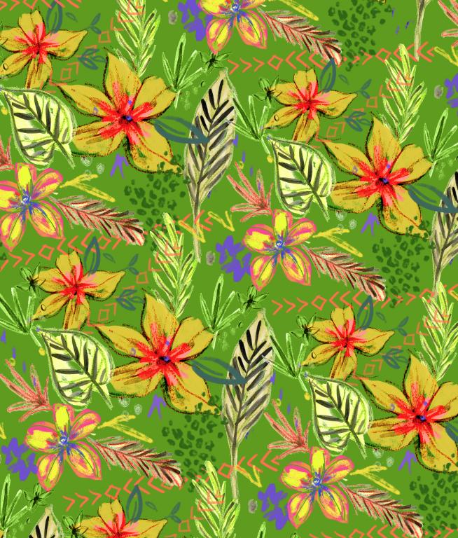 Floral 69
