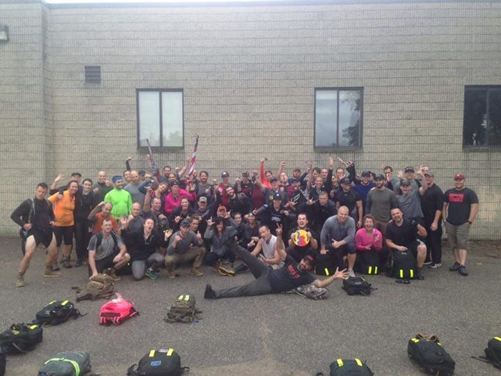 Go RUCK 2016, Grand Rapids MI