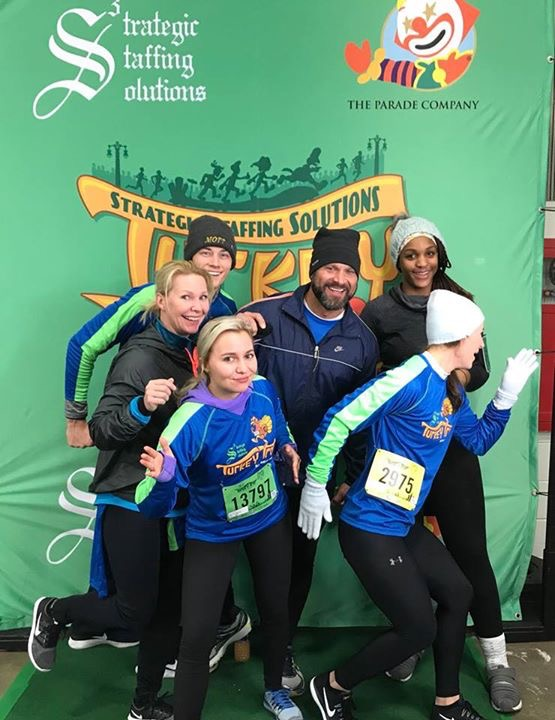 Detroit 10K Turkey Trott 2017
