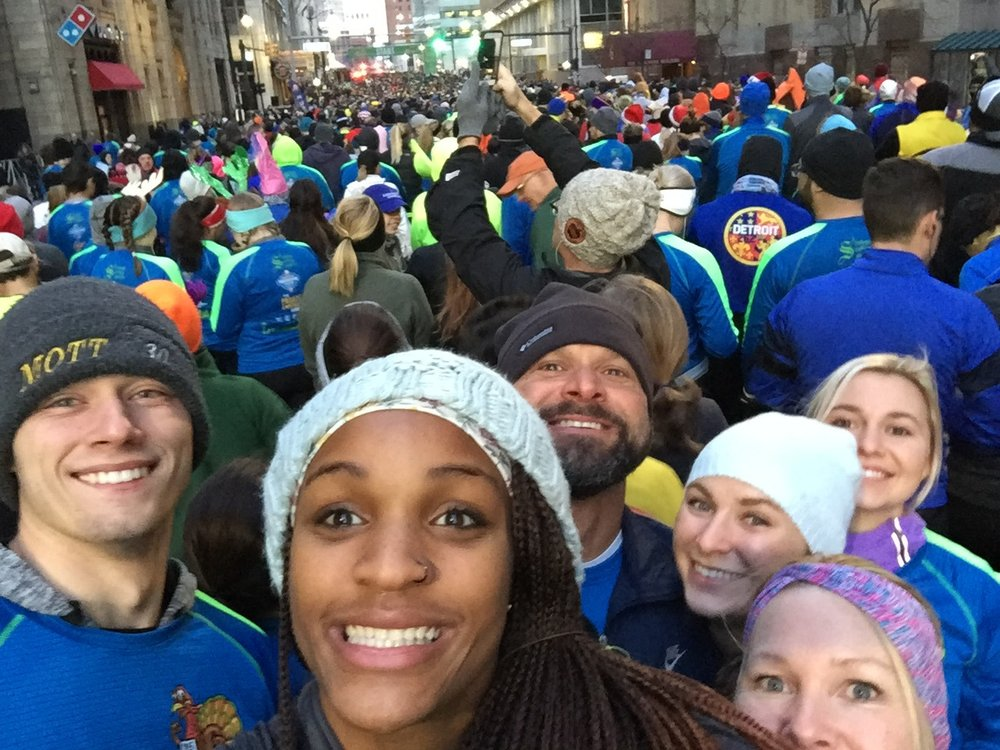 Detroit 10K Turkey Trott
