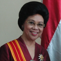 Nafsiah Mboi   APLMA & Former Minister for Health in Indonesia