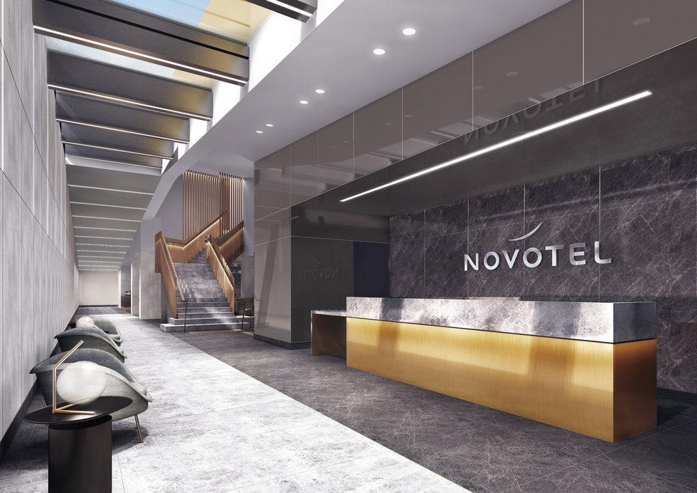 Novotel South Wharf