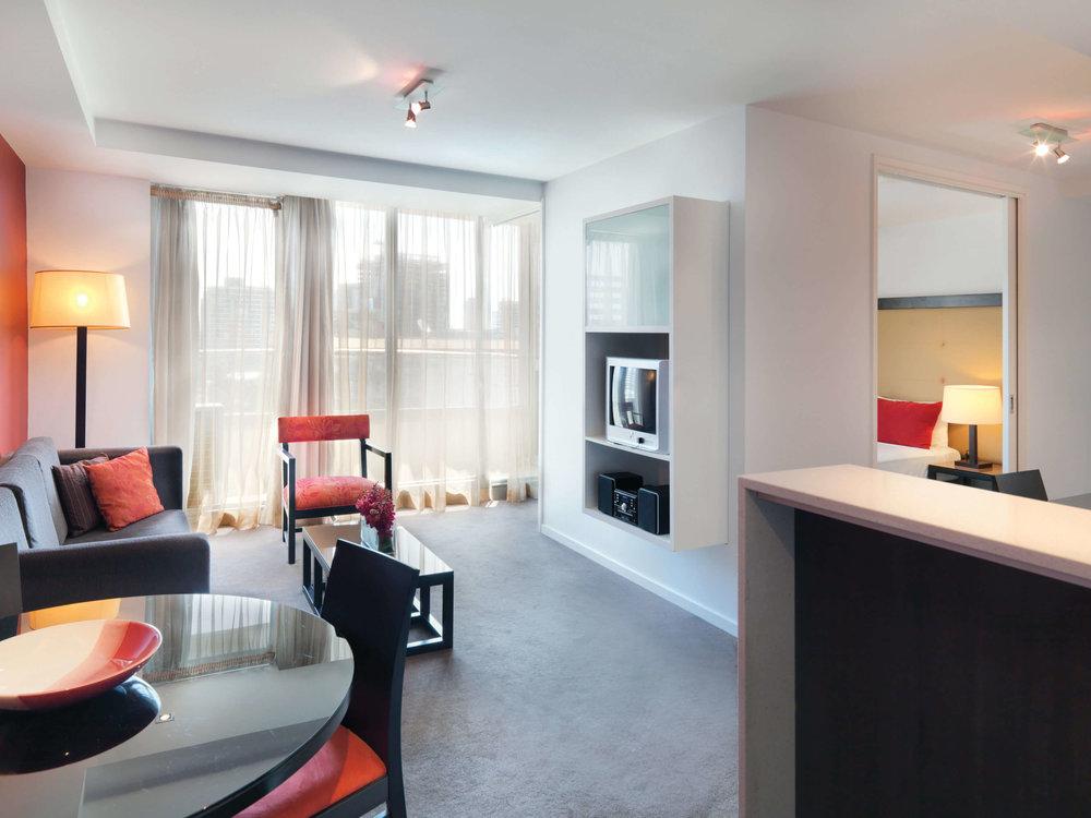 Adina Northbank Apartments